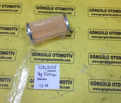 62845008 Hidrolik yağ filitre elemanı / Hydraulic oil filter cartridge